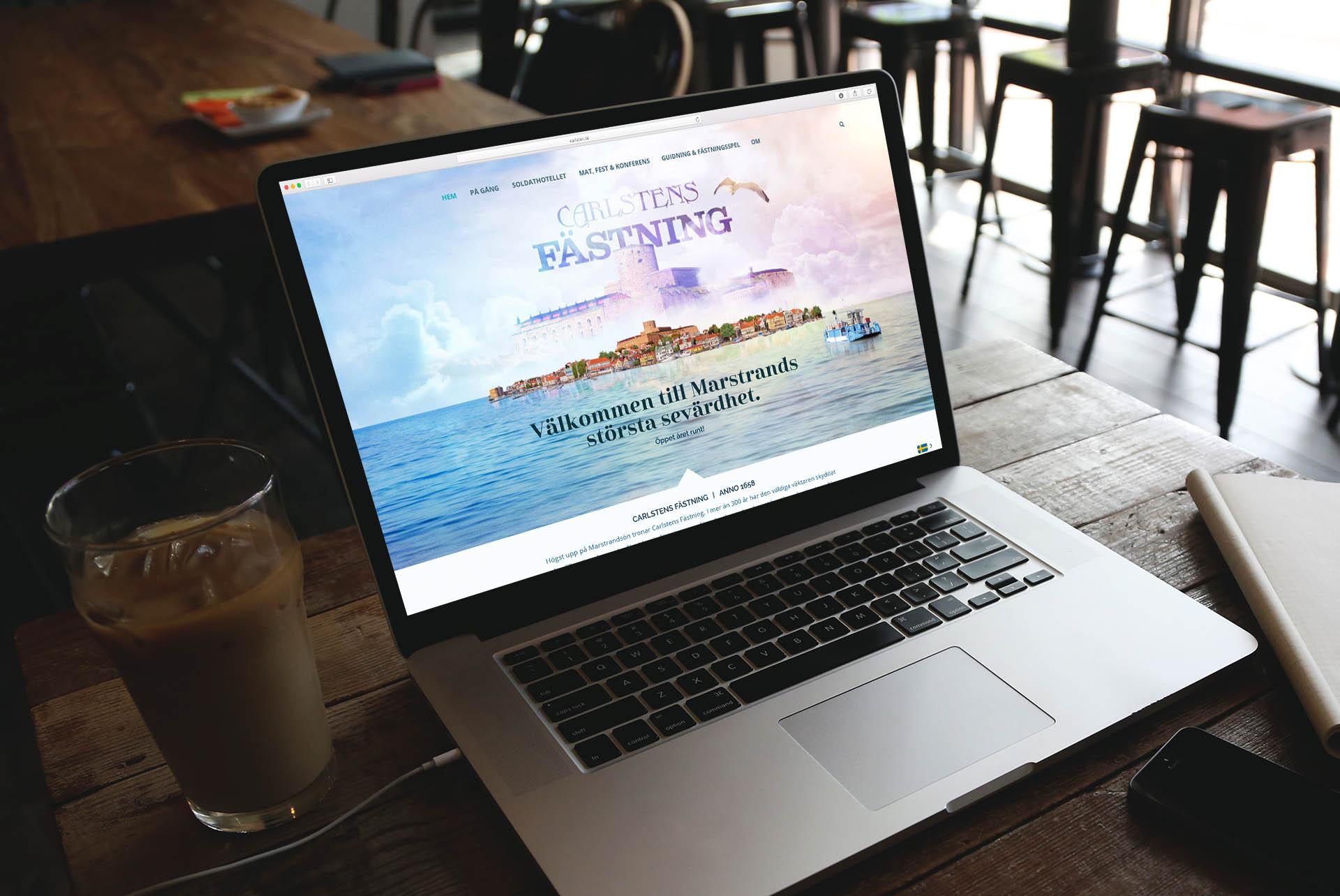 Carlsten Website